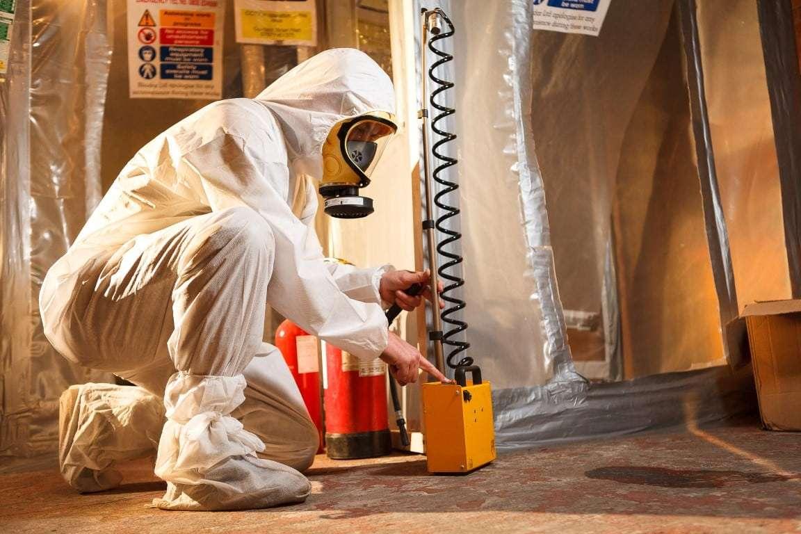 asbestos in hospitals image