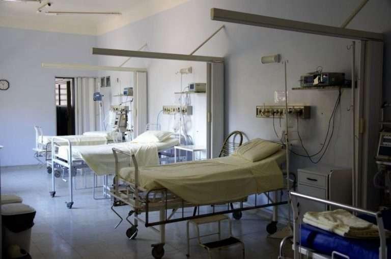 Abestos in Hospitals.