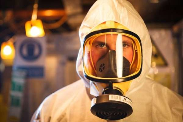 Removing asbestos from lofts and attics