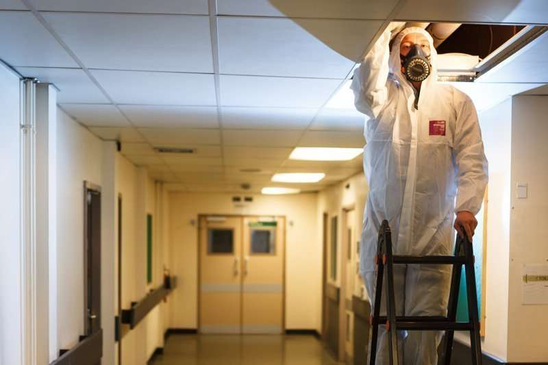 Are you using the lockdown wisely when it comes to asbestos?