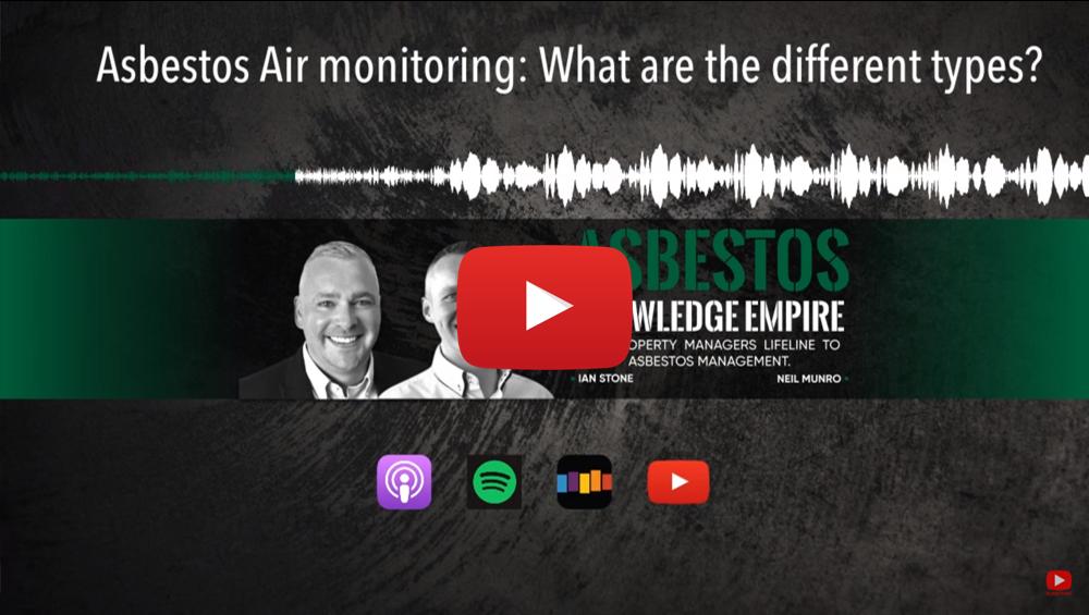 Asbestos Air Testing Podcast