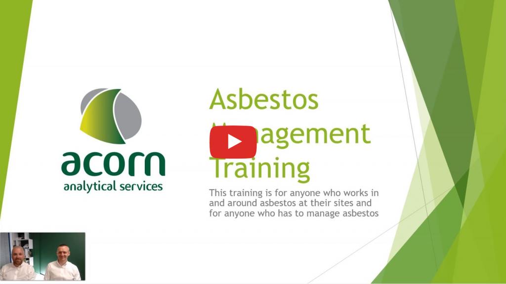 Asbestos Management Training Video