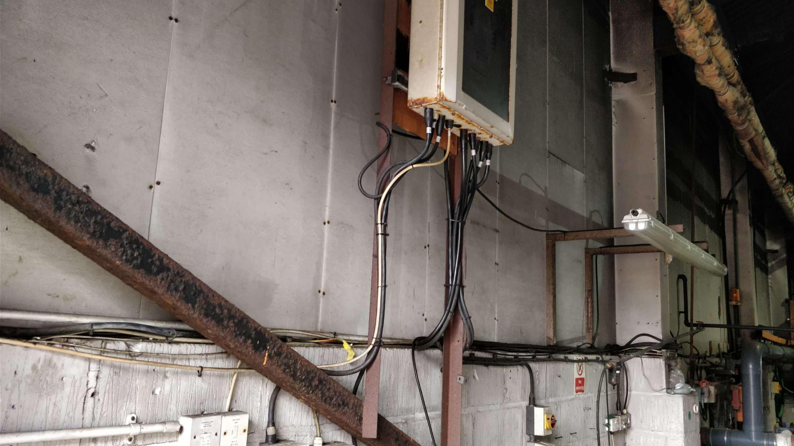 Asbestos Insulating Board