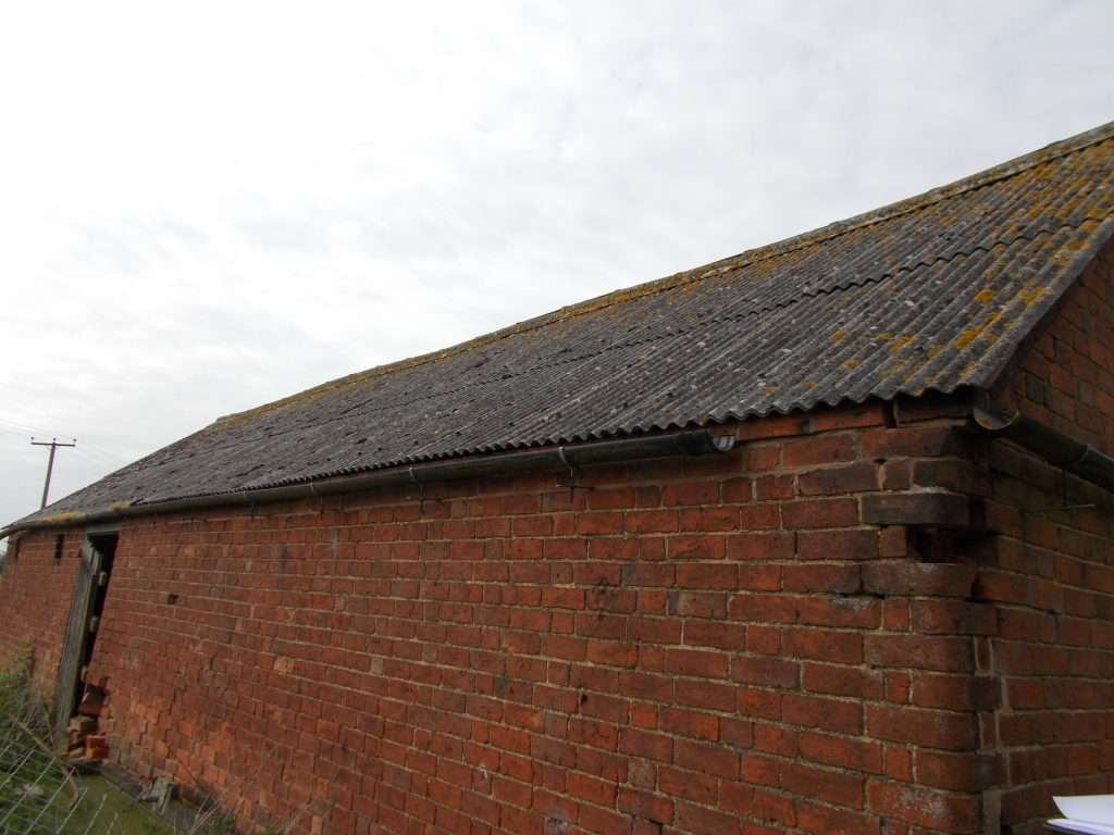 3 inch profile asbestos roof sheeting