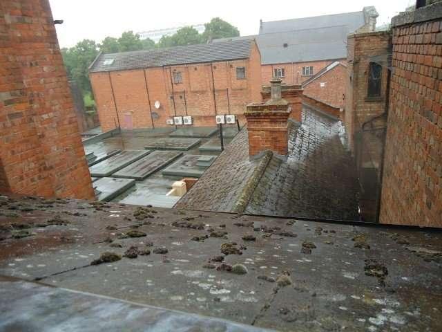 Asbestos cement roofing tiles
